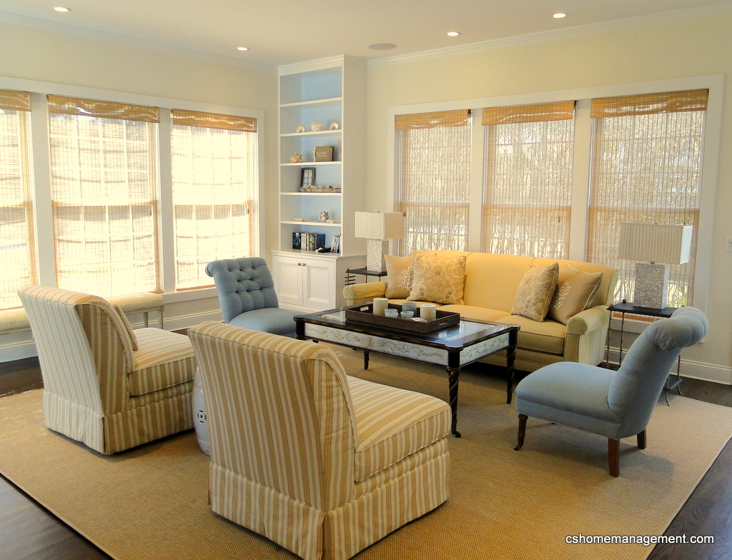Deep Clean your Living Room  Cs Home  Office Management