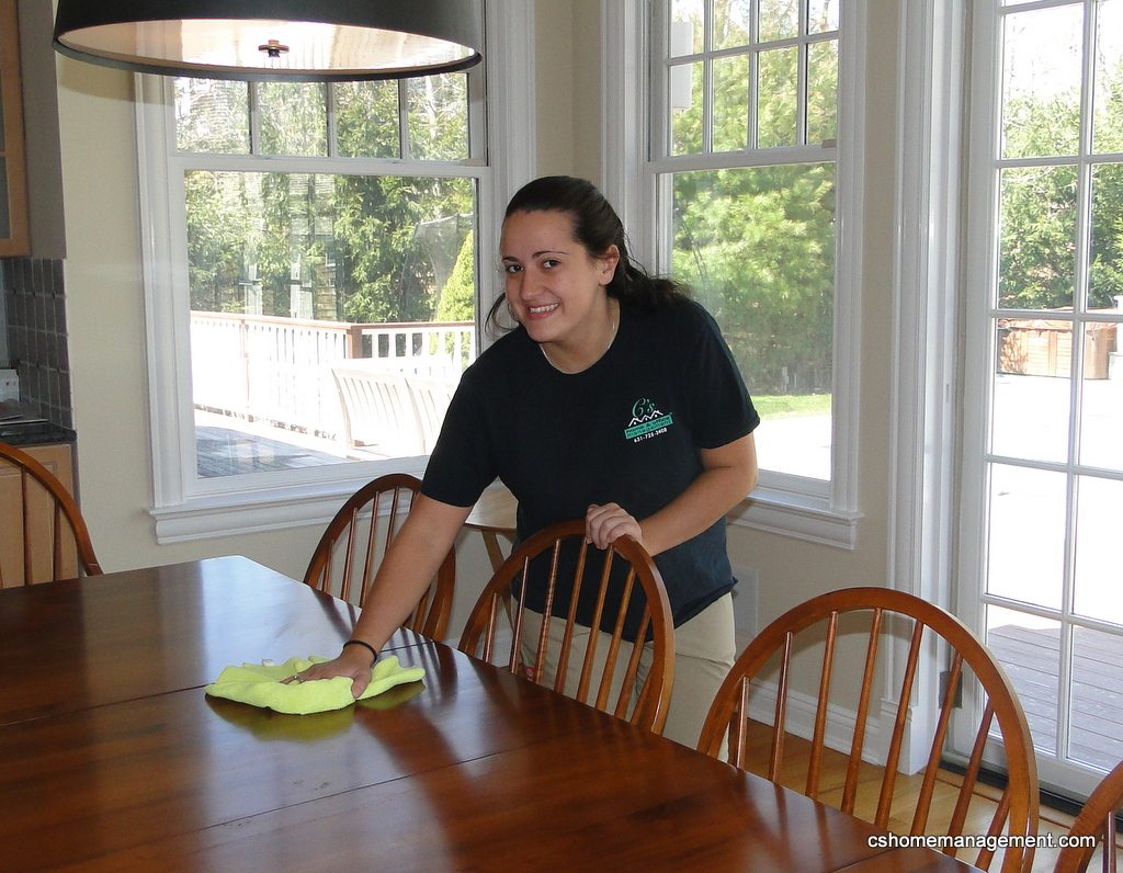 House Cleaning 101 Wood Furniture Care Cs Home Manageme