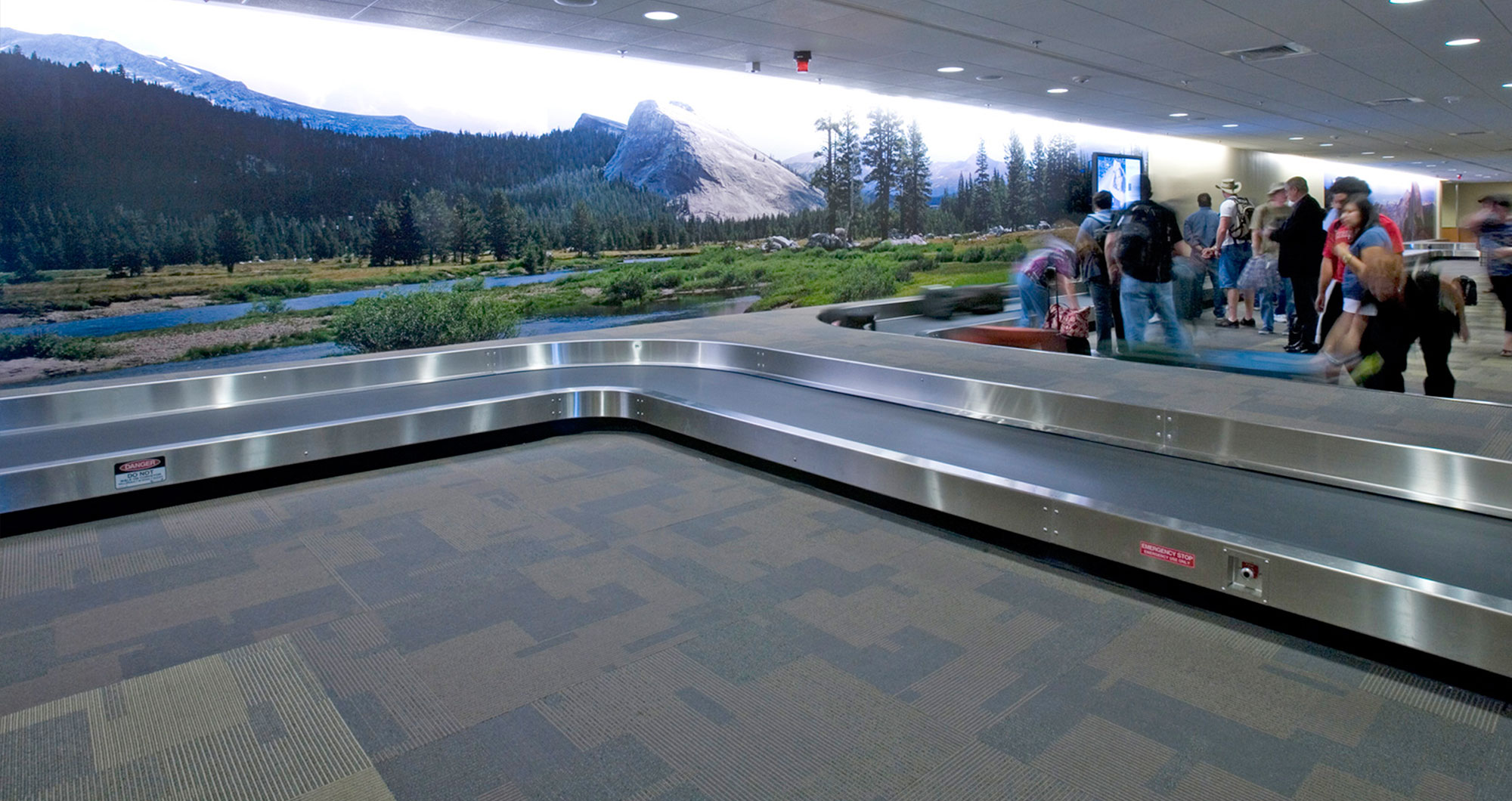 Fresno Yosemite International Airport Terminal Renovation