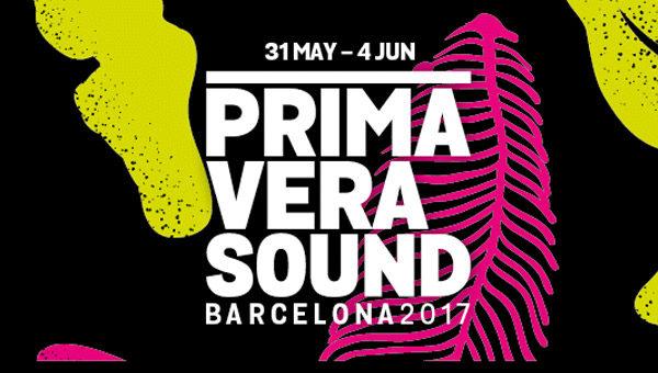 Logo Primavera Sound 2017