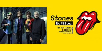 Rolling Stones a Lucca
