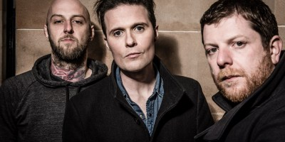 The Fratellis shot in Glasgow