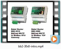 Bacnet Wiring Guide Babel Buster Bb2 3010 Modbus To Bacnet Gateway