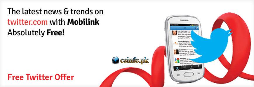 Mobilink Jazz Free Twitter OLX LINE App Offers - Jazz Social