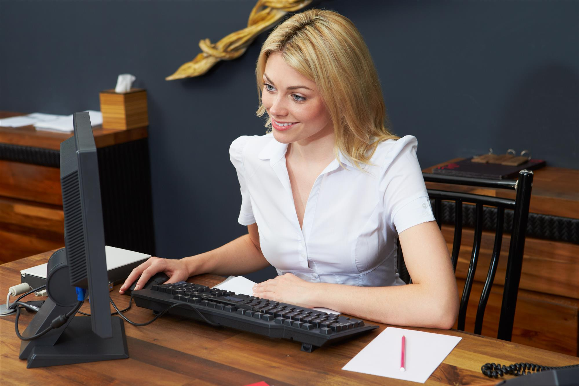 Six WorkfromHomeJobs for Administrative Assistants