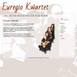 screenshot http://www.euregio-kwartet.nl/