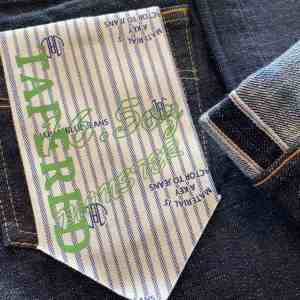 Japan Blue Jeans JB0412S 16.5 oz Monster Selvedge Jeans