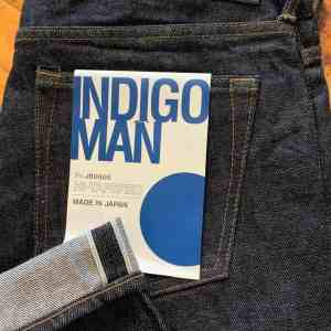 Japan Blue Jeans JB0606 14 Oz. High Tapered Selvedge Jeans