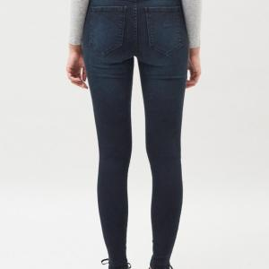 DR. DENIM MOXY HIGH WAIST SKINNY JEANS