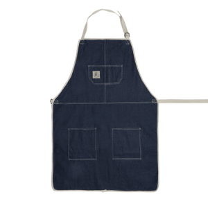 Knife and Flag Denim Classic Apron