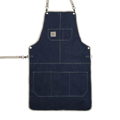 Knife and Flag Core Denim Apron