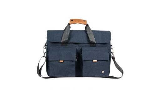 PKG Carry Goods Richmond Navy Front View