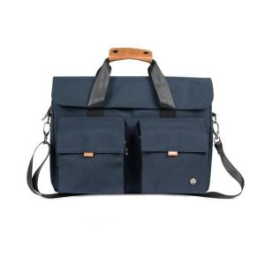 Richmond Navy Messenger Bag PKG Carry Goods