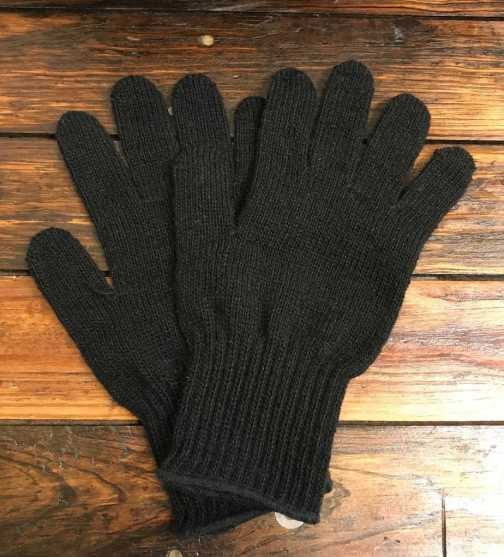 Men's wool gloves by Rothco.