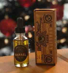 Barrel Brands Hair and Skin Oil Cabin Expression.