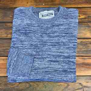 Schott NYC SW1913 Cotton Crew Neck Sweater