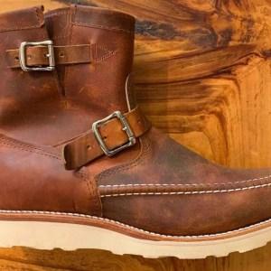 Chippewa Elsmere 1901M08 7″  Moc Toe Boots