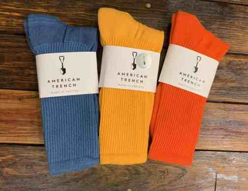 American Tench Mil-Spec Sport Socks