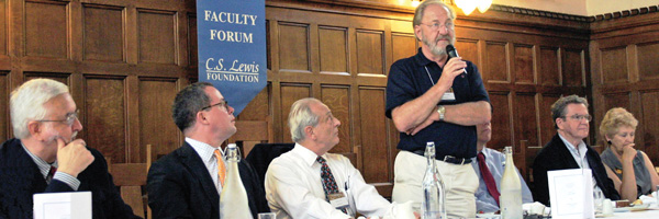 C.S. Lewis Summer Conference Academic Roundtable