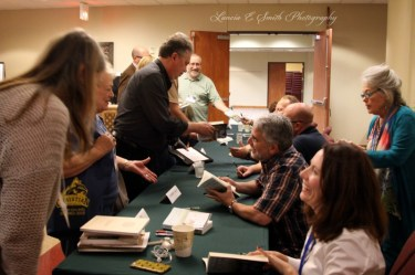 Book signing table wm