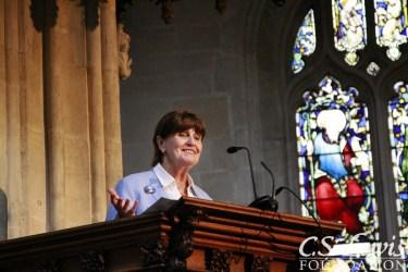 Baroness Caroline Cox