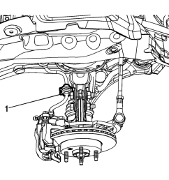 chevrolet sonic repair manual strut assembly removal and installation [ 959 x 864 Pixel ]
