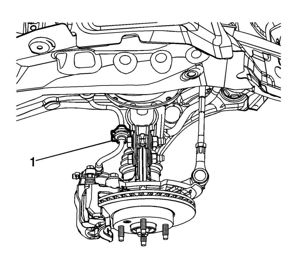 medium resolution of chevrolet sonic repair manual strut assembly removal and installation