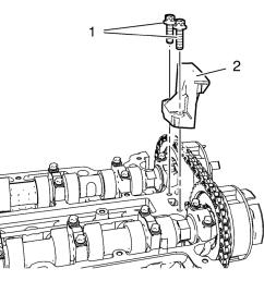 chevrolet sonic repair manual camshaft timing chain replacement [ 960 x 916 Pixel ]