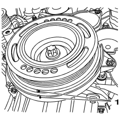 Holden Astra Timing Belt Diagram Smeg Induction Hob Wiring Chevrolet Sonic Repair Manual: Replacement - Valvetrain Engine ...