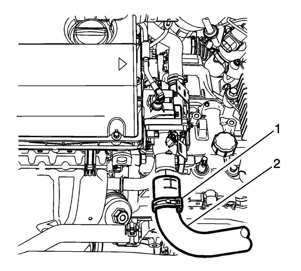Service manual [Removing Cylinder Head 2012 Chevrolet