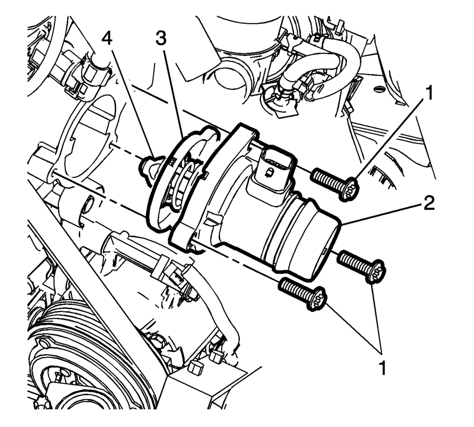 hight resolution of chevrolet sonic repair manual engine coolant thermostat replacementengine thermostat diagram 9