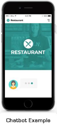 Restaurant chatbot