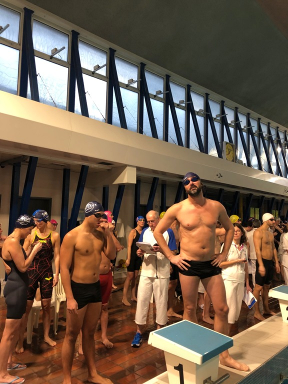 200119 Interclubs Masters  Puteaux Natation