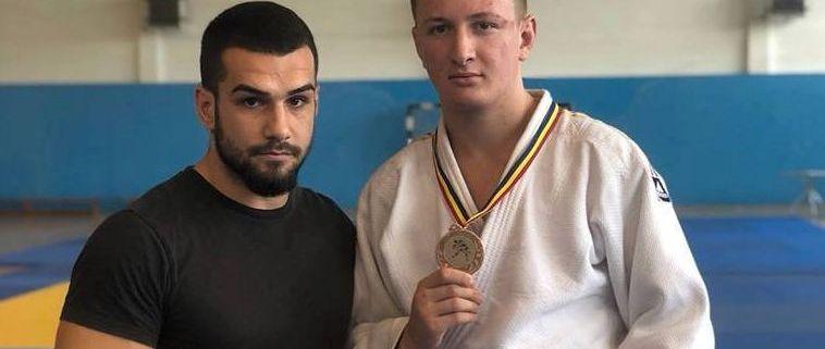 mihai temelie judo csm targoviste