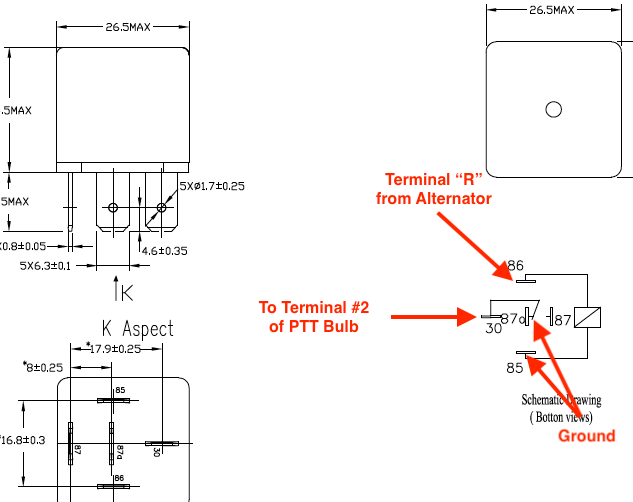 Wiring Diagram Delco Alternator