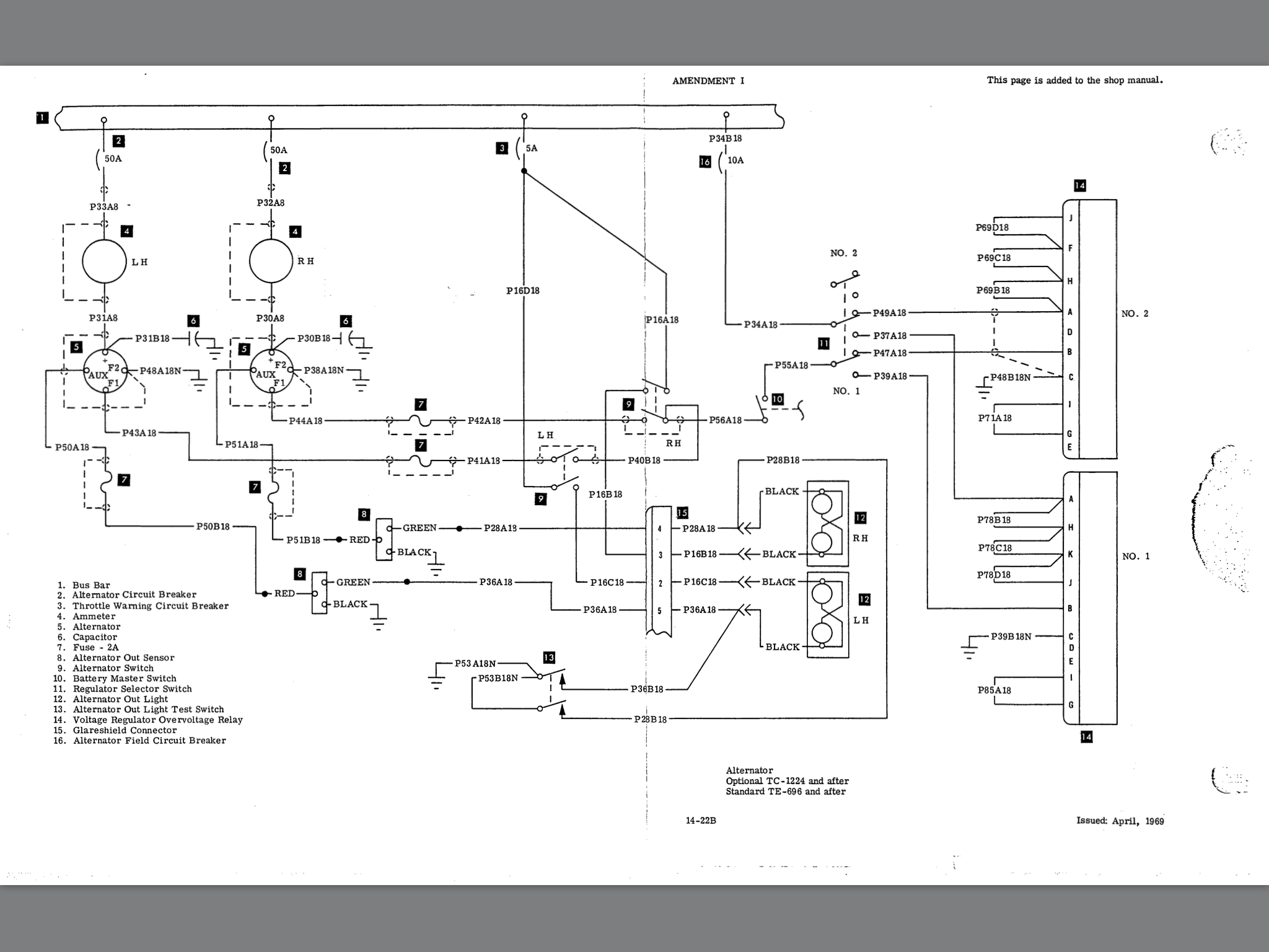 Delco Industrial Alternator Wiring Diagram Delco Voltage