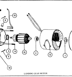 here is a parts diagram explosion of the gear motor  [ 1184 x 821 Pixel ]