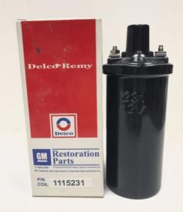 Corvette Transistor Ignition Coil – Delco 1115231 1966 390 and 425 HP