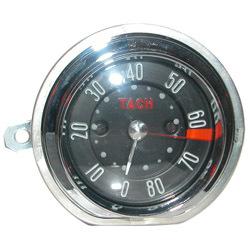 1958 Tachometer Assembly – Distributor Drive (8k RPM)
