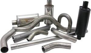 heating universal exhaust parts