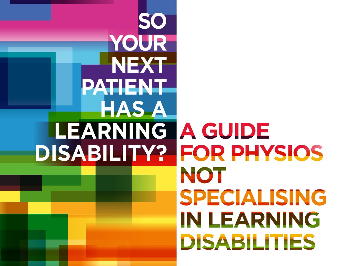 So Your Next Patient Has A Learning Disability A Guide