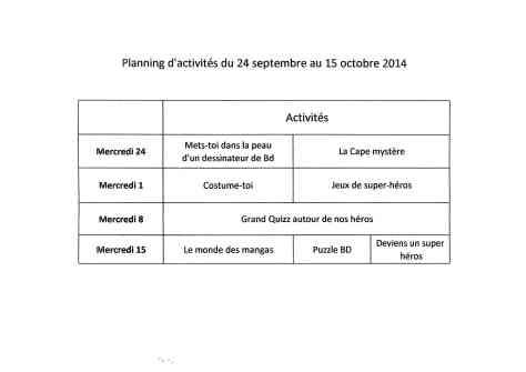 planning 24_09 au 15_10