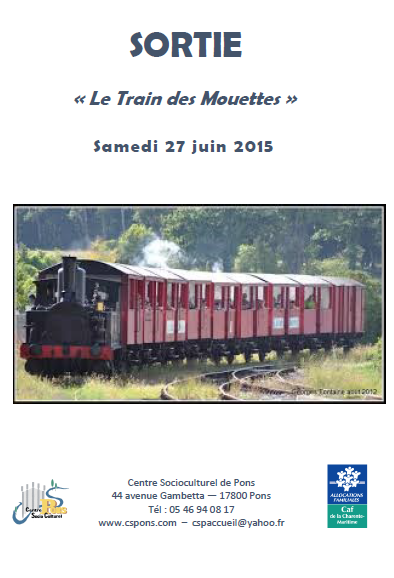 Train des Mouettes
