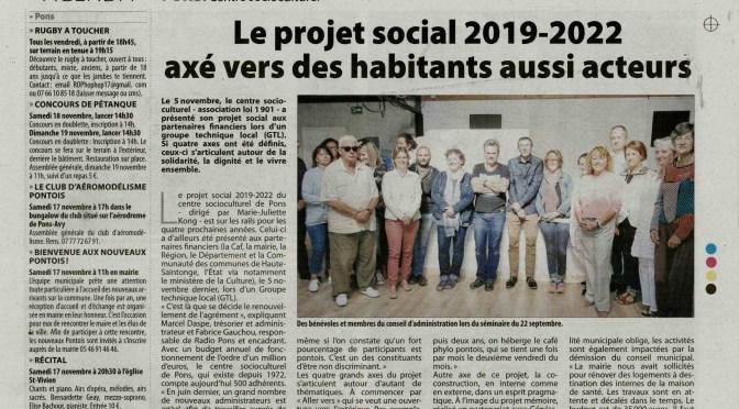 Revue de Presse Haute Saintonge ….