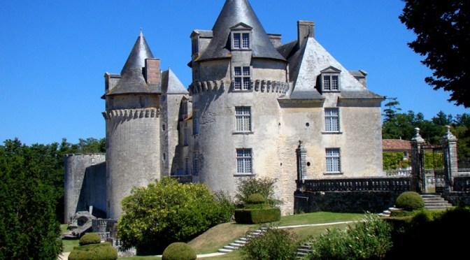 Sortie Familles Château de la Roche Courbon