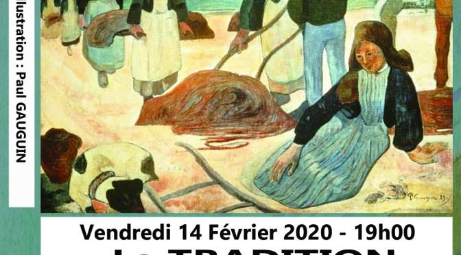 Café Philo Pontois vendredi 14 février 2020