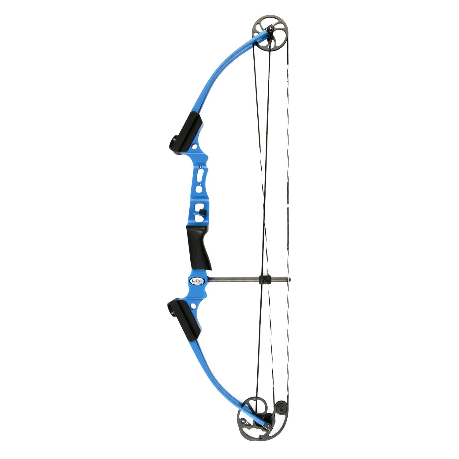 Mathews Genesis 11415 MINI Youth Bow Right Hand RH Blue