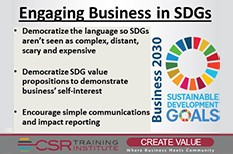 Time to Up the Game with SDG Communications