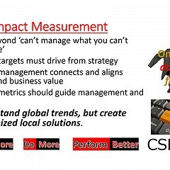 CSR Impact Measurement