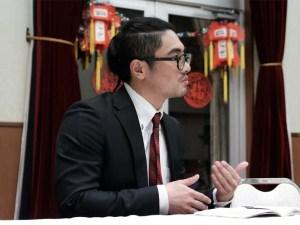 第37届学友会会长朱伟谈感想